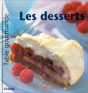 """Afficher """"Les desserts"""""""