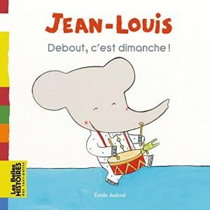 """Afficher """"Jean-Louis Debout, c'est dimanche !"""""""