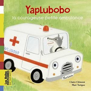 """Afficher """"Yaplubobo, la courageuse petite ambulance"""""""