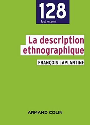 """Afficher """"La description ethnographique"""""""