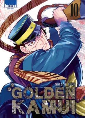 """Afficher """"Golden kamui n° 10"""""""