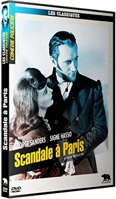 "Afficher ""Scandale à Paris"""