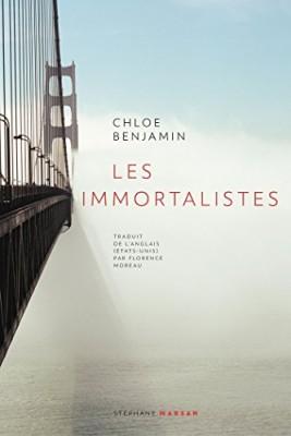 vignette de 'Les immortalistes (Chloe Benjamin)'