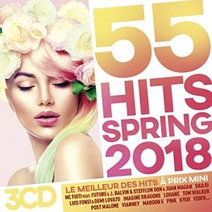 "Afficher ""55 hits spring 2018"""