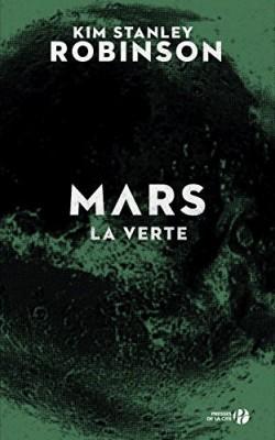 """Afficher """"La Trilogie de Mars n° 2 Mars la verte"""""""