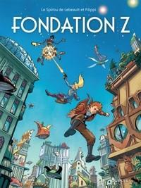 """Afficher """"Fondation Z"""""""