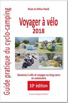 vignette de 'Voyager à vélo (Paule David)'