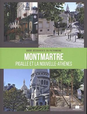 """Afficher """"Montmartre, Pigalle et la Nouvelle-Athènes"""""""