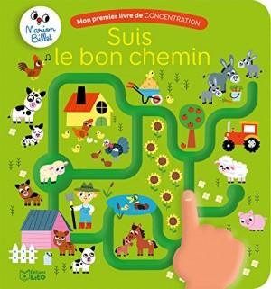 """Afficher """"Suis le bon chemin"""""""