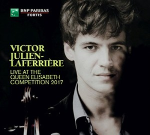 "Afficher ""Live at the Queen Elisabeth competition 2017"""