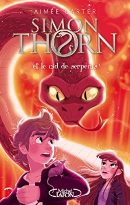 "Afficher ""Simon Thorn n° 2 Simon Thorn et le nid de serpents"""
