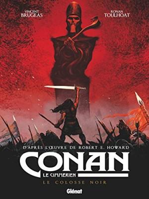 """Afficher """"Conan le cimmérien n° 2 Le colosse noir"""""""