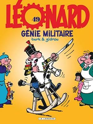 """Afficher """"Léonard n° 49<br /> Génie militaire"""""""