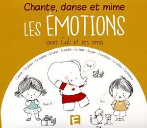 """Afficher """"Chante danse et mime les émotions (avec Cali et ses amis)"""""""