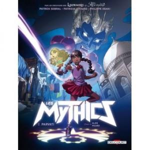 "Afficher ""Les mythics n° 2 Parvati"""