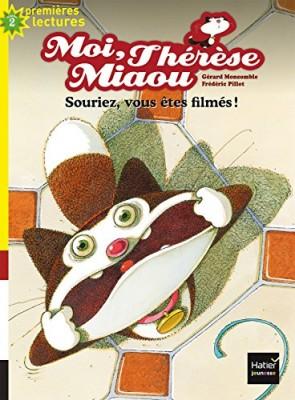 """Afficher """"Moi, Thérèse Miaou n° 14 Souriez, vous êtes filmés !"""""""