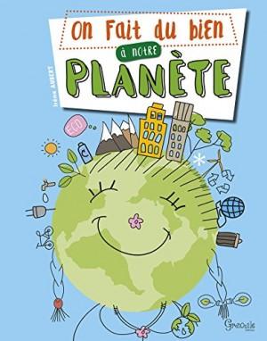 """Afficher """"On fait du bien à notre planète"""""""