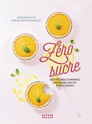 "Afficher ""Zéro sucre"""