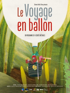 """Afficher """"Le Voyage en ballon"""""""