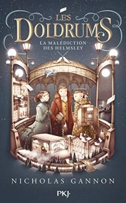 """Afficher """"Les Doldrums n° 2 Les Doldrums - La malédiction des Helmsley"""""""