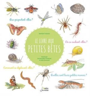"""Afficher """"livre aux petites bêtes (Le)"""""""