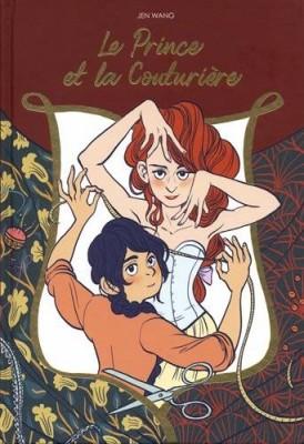 vignette de 'Le prince et la couturière (Jen Wang)'