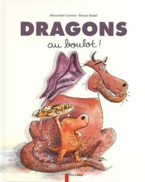 """Afficher """"Dragons au boulot !"""""""