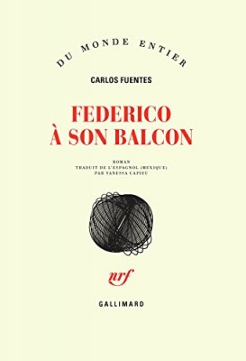 "Afficher ""Federico à son balcon"""