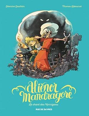 """Afficher """"Aliénor Mandragore n° Tome 4Le chant des Korrigans"""""""