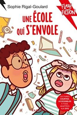 """Afficher """"Ecole qui s'envole (Une)"""""""