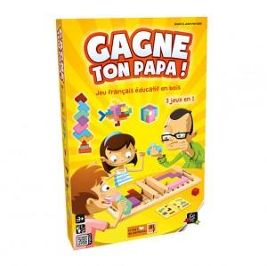 """Afficher """"GAGNE TON PAPA !"""""""