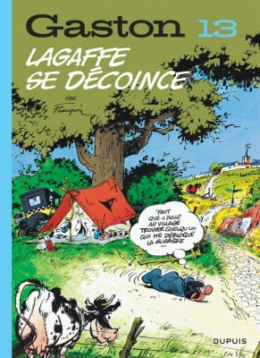 "Afficher ""Gaston n° 13 Lagaffe se décoince"""