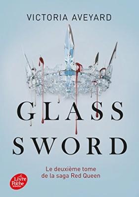 "Afficher ""(Contient) Red queen - 2 n° 2 Glass sword - 2"""