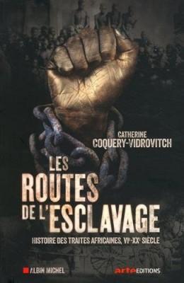 vignette de 'Les routes de l'esclavage (Catherine Coquery-Vidrovitch)'