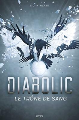 """Afficher """"Diabolic n° 2 Le Trône de sang"""""""