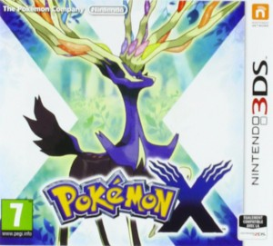 "Afficher ""Pokémon X"""