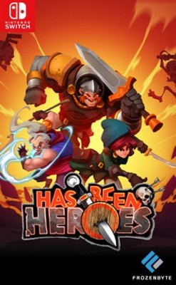 "Afficher ""HAS-BEEN HEROES"""