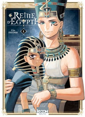 """Afficher """"Reine d'Egypte - série en cours n° 4 Reine d'Égypte"""""""
