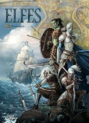 """Afficher """"Elfes n° 21 Renaissance"""""""