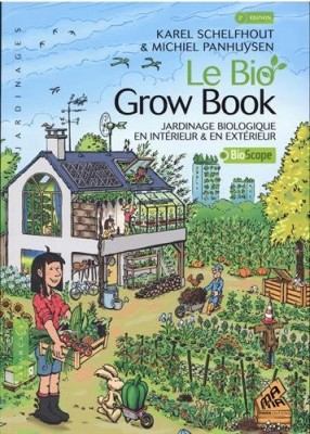 "Afficher ""Le Bio grow book"""