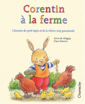 "Afficher ""Corentin à la ferme"""