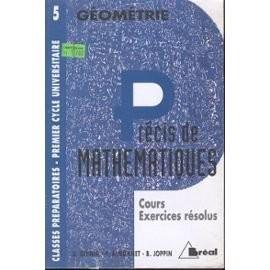 """Afficher """"Précis de mathématiques. n° 5 Précis de mathématiques"""""""