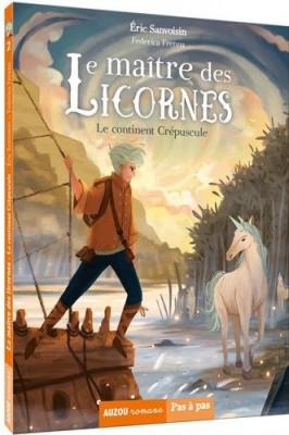 """Afficher """"Maître des licornes (Le) n° 2 Continent crépuscule (Le)"""""""