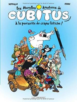 """Afficher """"Les nouvelles aventures de Cubitus n° 13 À la poursuite du crayon fétiche !"""""""