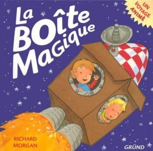 """Afficher """"La boîte magique"""""""