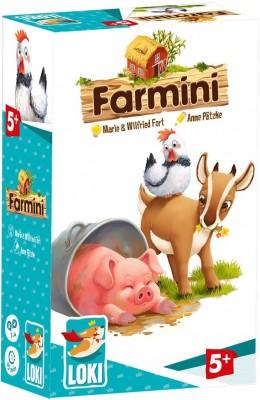 Couverture de Farmini