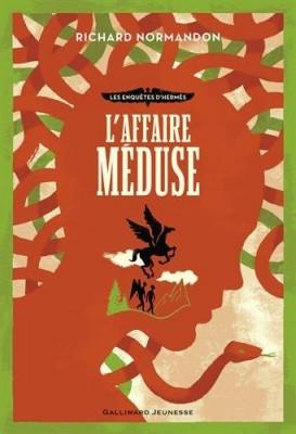 """Afficher """"Les enquêtes d'Hermès n° 2 Les enquêtes d'Hermès 2 - L' affaire méduse"""""""