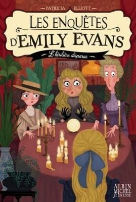 """Afficher """"Les enquêtes d'Emily Evans n° 1 Les enquêtesd'Emily Evans - L'héritière disparue"""""""