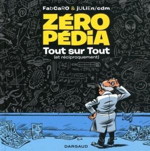 vignette de 'Zéropédia (Fabcaro)'