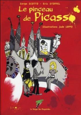 """Afficher """"Le pinceau de Picasso"""""""